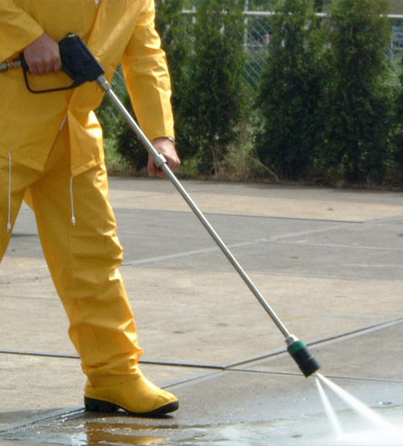 Pressure Cleaning North Sydney